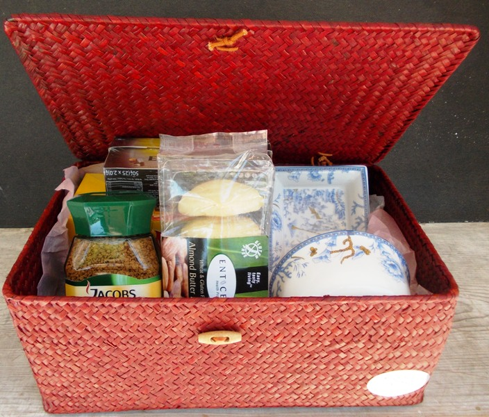 tea or coffee hampers