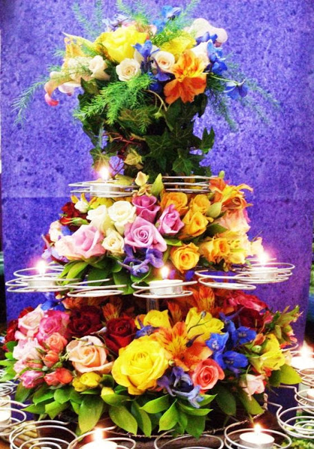 flowers for pe brides
