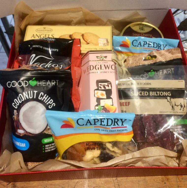 Gift box hamper port elizabeth